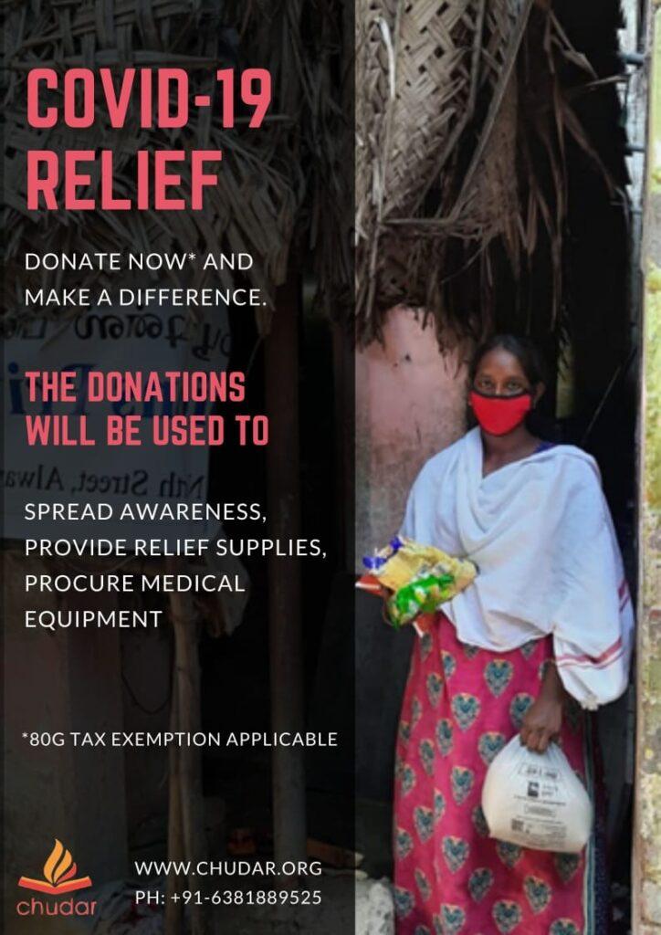 Covid-19 Relief Donate